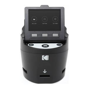 Escáner de película digital y película fotográfica Kodak Scanza - Schwarz