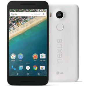 LG Nexus 5X 32 Gb   - Weiß - Ohne Vertrag