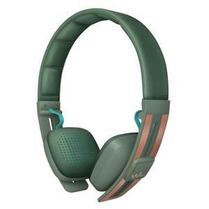 Casque Bluetooth avec Micro Wiko WiShake - Vert