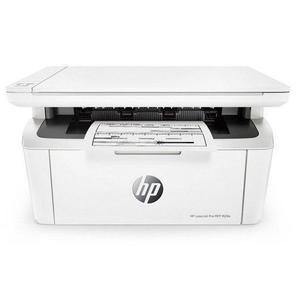 Multifunctionele Monochrome Laserprinter HP LaserJet Pro MFP M28A - Wit