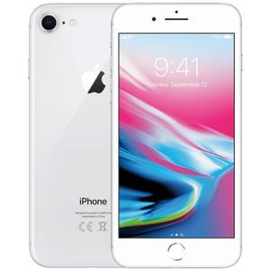 iPhone 8 64 Gb   - Plata - Libre