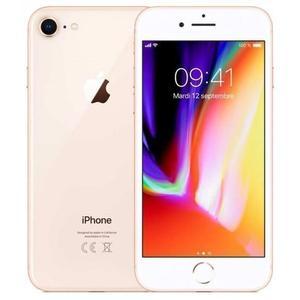 iPhone 8 256 Go   - Or - Débloqué