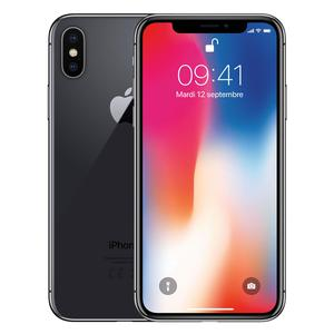 iPhone X 256GB   - Spacegrijs - Simlockvrij