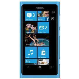 Nokia Lumia 800 16 GB   - Blue - Unlocked
