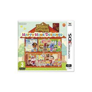 Animal Crossing Happy Home Designe - Nintendo 3DS