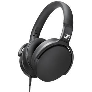Sennheiser HD 400S       Headphones with microphone - Black