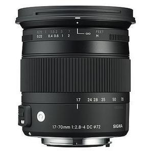 Obiettivo Sigma A 17-70mm f/2.8-4