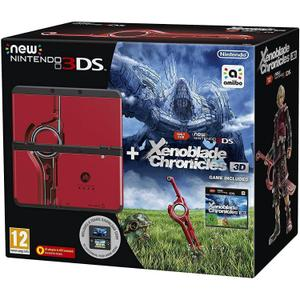 Console Nintendo New 3DS 32 Go - Rouge