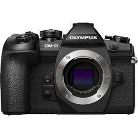 Olympus OM-D E-M1 Mark II Hybrid-Gehäuse - Schwarz