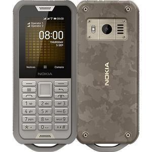 Nokia 800 Tough 4GB - Woestijnzand - Simlockvrij