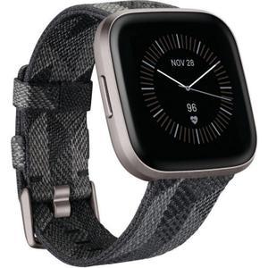 Relojes Cardio Fitbit Versa 2 Special Edition - Gris