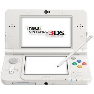 Portable Konsole Nintendo New 3DS: Ambassador Edition - Weiß