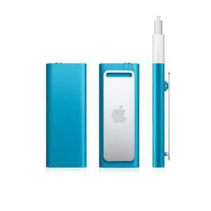 MP3-player & MP4 4GB iPod Shuffle 3 - Blau
