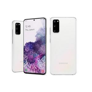 Galaxy S20 5G 128 Go Dual Sim - Blanc - Débloqué