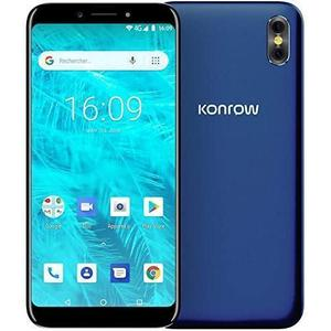 Konrow Sky Lite 16GB Dual Sim - Sininen - Lukitsematon