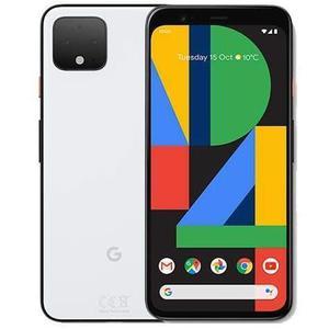 Google Pixel 4 128GB - Valkoinen - Lukitsematon