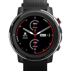 Relojes Cardio GPS Huami Amazfit Stratos 3 - Negro