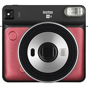 Appareil photo Instantané Fujifilm Instax Square SQ6 - Rouge