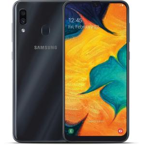 Galaxy A30 32 Gb   - Negro - Libre