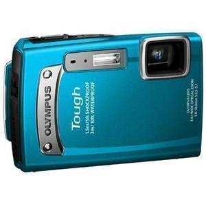 Kompaktkamera Olympus Tough TG-320 - Blau