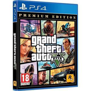 Grand Theft Auto V : Premium Edition - PlayStation 4
