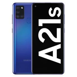 Galaxy A21s 64 Gb Dual Sim - Blau - Ohne Vertrag