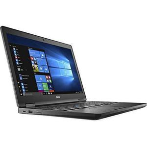 "Dell Latitude 5580 15"" Core i5 2,6 GHz  - SSD 256 Go - 8 Go AZERTY - Français"
