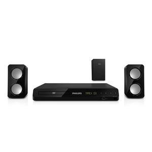 Philips HTB3260/12 Soundbar & Kotiteatteri - Musta