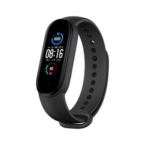 Horloges Cardio Xiaomi Mi Band 5 - Middernacht zwart (Midnight black)