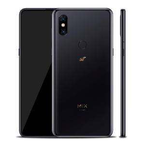 Xiaomi Mi Mix 3 5G 128GB - Musta (Midnight Black) - Lukitsematon