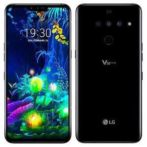LG V50 ThinQ 5G 128 Go   - Noir - Débloqué