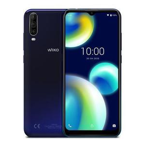 Wiko View 4 Lite 32 Gb Dual Sim - Blau - Ohne Vertrag