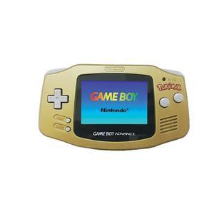 Konsoli Nintendo Game Boy Advance Pokémon - Kulta