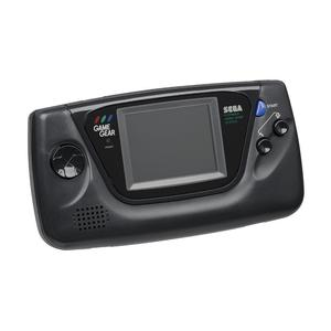 Sega Game Gear - HDD 0 MB - Negro