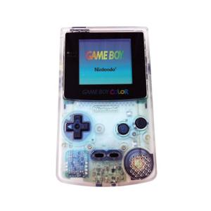 Portable Konsole Nintendo Game Boy Color - Transparent