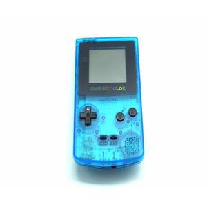Nintendo Game Boy Color - Bleu Transparent