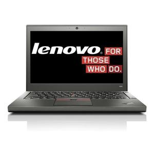 "Lenovo ThinkPad X250 12"" Core i5 2,2 GHz - SSD 256 GB - 8GB AZERTY - Ranska"