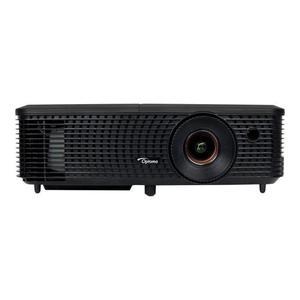 Proyector de vídeo Optoma W340 3400 Lumenes Negro
