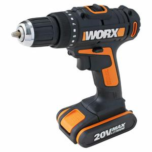 Accuboormachine Worx WX166.3