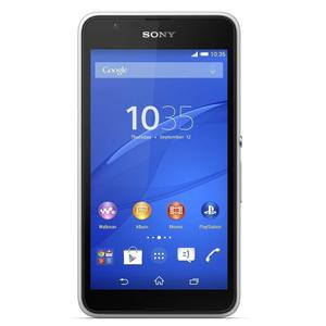 Sony Xperia E4g 8 Go - Blanc - Débloqué