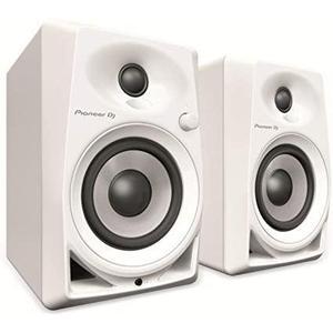 Enceinte Monitoring Pioneer DJ DM-40-W - Blanc