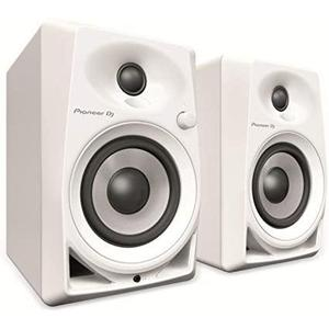 Überwachungslautsprecher Pioneer DJ DM-40-W - Weiß