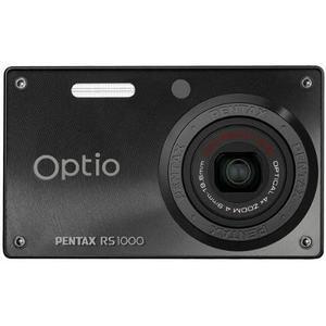 Fotocamera compatta Pentax RS1000 - Nera