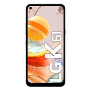 LG K61 128GB Dual Sim - Titaani - Lukitsematon