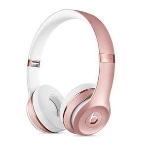 Casque Bluetooth avec Micro Beats By Dr. Dre Solo 3 - Or rose