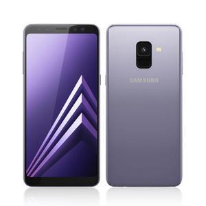 Galaxy A8+ (2018) 32 Go Dual Sim - Gris Orchidée - Débloqué