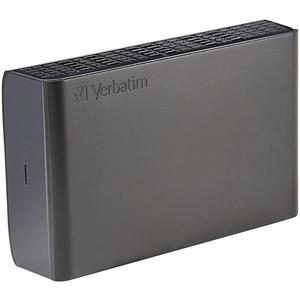 Ulkoinen kovalevy 2 TB USB 3.0 - Verbatim Store'n'Save 47670