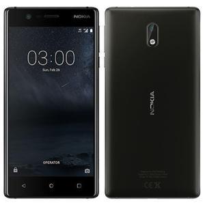 Nokia 3 16GB Dual Sim - Zwart - Simlockvrij