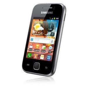 Galaxy Y 0,16GB - Harmaa - Lukitsematon