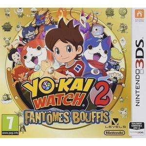 Yo Kai Watch 2: Puffy Ghosts - Nintendo 3DS